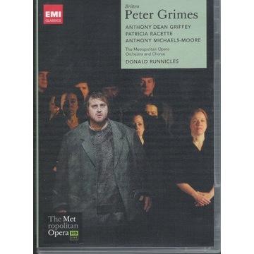 BRITTEN Peter Grimes RUNNICLES, GRIFFEY 2DVD
