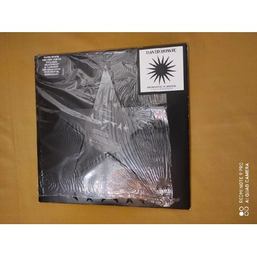 David Bowie płyta winylowa nowa folia otwarta NM