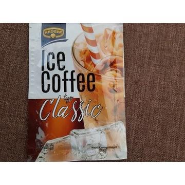 Ice coffee kruger classic kawa mrożona saszetka