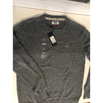 sweter męski Tommy Hilfiger M L nowy