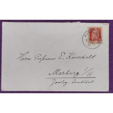 D. Reich 1912