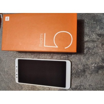 Smartfon Xiaomi Redmi 5