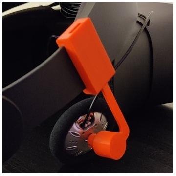 Adapter + słuchawki Koss ksc75 do Oculus Rift S