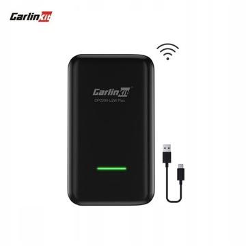 Carlinkit 2.0 aktywator bezprzewodowego CarPlay