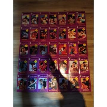 Harlequin seria Temptation, zestaw 194 sztuk