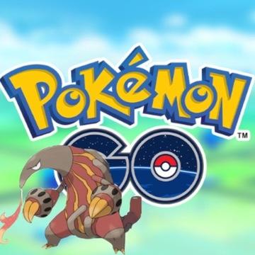 Pokemon Go. Regionalny pokemon HEATMOR