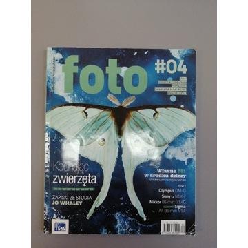 FOTO miesięcznik fotograficzny #04/2012
