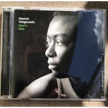 Meshell Ndegeocello - Devil's Halo - cd