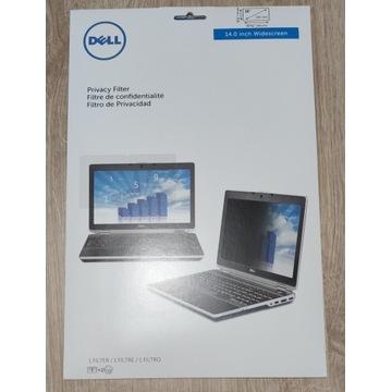 """Filtr folia prywatyzujący Dell 14"""" cali"""