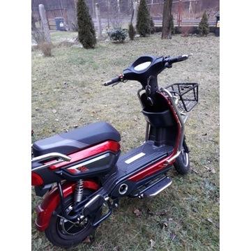 Elektryczny skuter