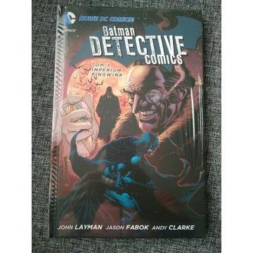 Batman Detective Comics tom 3 -Imperium Pingwina
