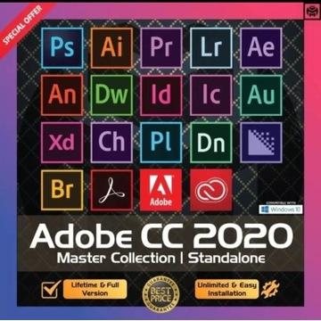 Adobe Creative 2021 Master Collection Windows