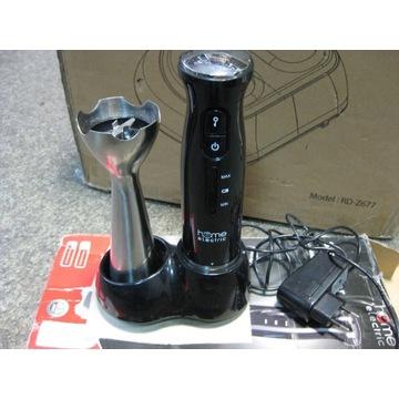 Blender Home Elecric ręczny bezprzewodowy Aku