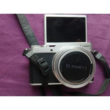 Panasonic gx800 selfie 4K Vlogging świetny obraz