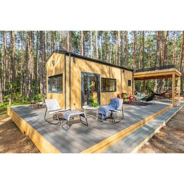 Tiny House - domki mobilne całoroczne
