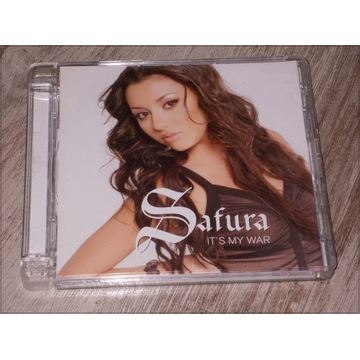Muzyka - CD - album : SAFURA – IT'S MY WAR