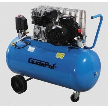 Kompresor tłokowy 100 litrów 2,2 kW 230V