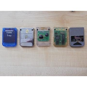Karty pamięci do PS 2