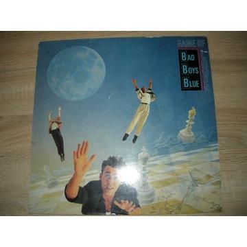 BAD BOYS BLUE - GAME OF LOVE - LP