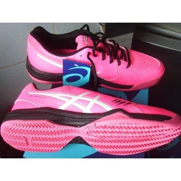 Nowe buty Asics do tenisa