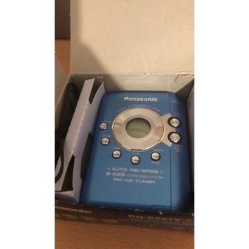 Walkman Panasonic rq-sx67v