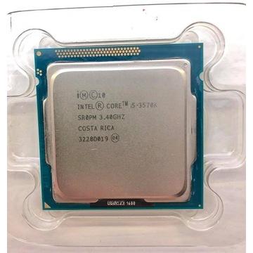Procesor Intel i5-3570K 3.40Ghz