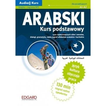 Arabski - kurs podstawowy (książka + 2CD) Edgard