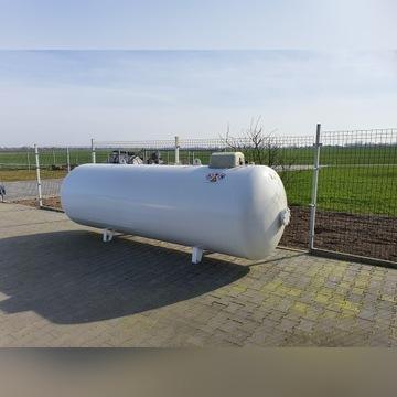 Zbiornik na gaz Butla gazowa 4850l badania 2029r