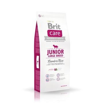 Karma dla psa Brit Care Junior 12kg  jagnięcina