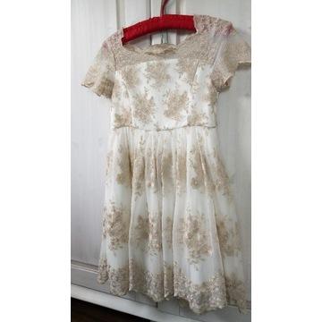 OKAZJA Cudna sukienka STORM by MONSOON r.10lat