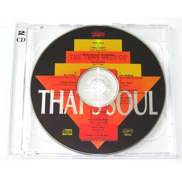 The Very Best Of That's Soul 2xCD