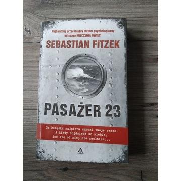 Pasażer 23 - Sebastian Fitzek