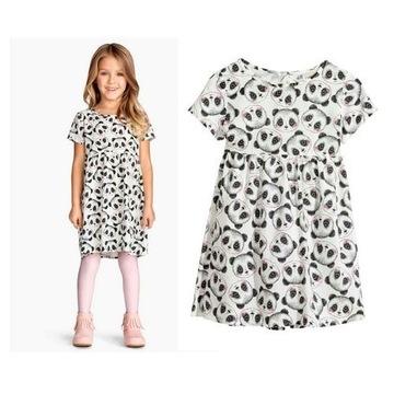 H&M sukienka 128