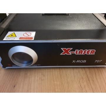 Laser RGB Pryzma Xlaser