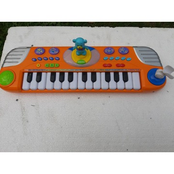 Pianino organy keyboard dla dzieci