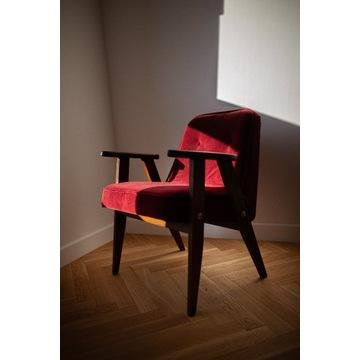 Vintage fotel Chierowski 366 - po renowacji!