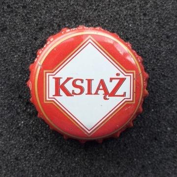 Stary kapsel - Browar Wrocław nr. 47 - KSIĄŻ