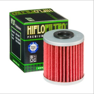Filtr oleju HiloFiltro HF207