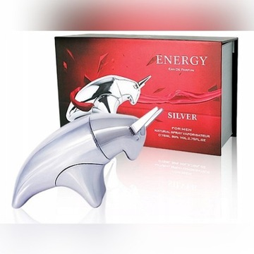 ENERGY SILVER Perfumy-męskie 75ml-Sellion