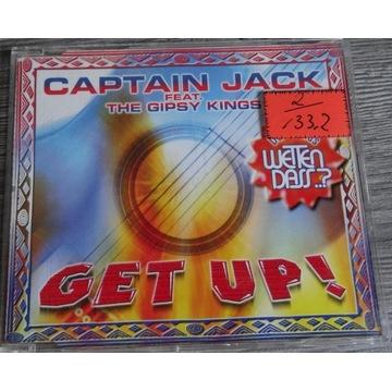 CAPTAIN JACK - GET UP ! singiel