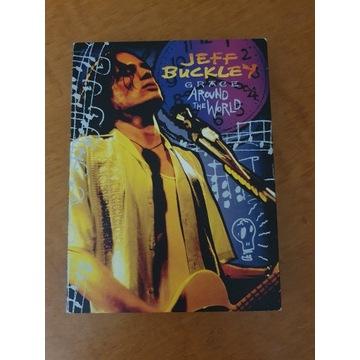 Jeff Buckley Grace-Around The World Deluxe CD+2DVD
