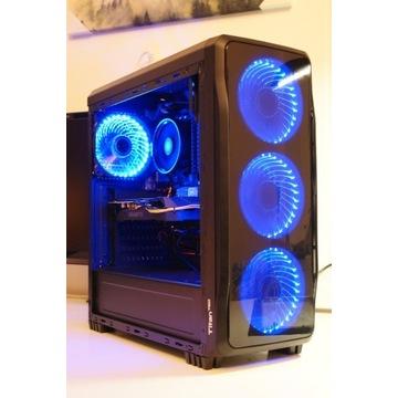 AMD Ryzen 3100, 16GB, GTX1660Super, 256GB, LED