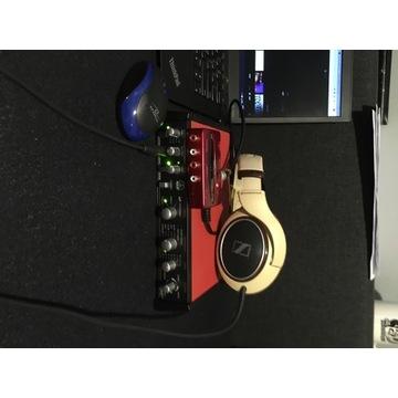 Przetwornik/DAC Heareo 999 Plus behringer UCA222