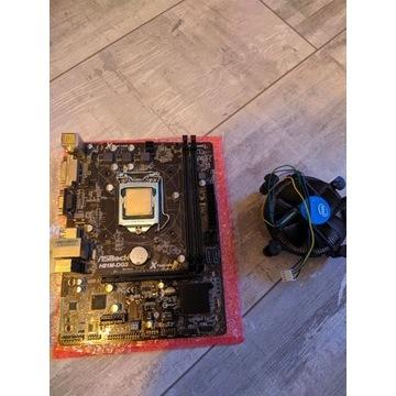 Intel e3-1281 (tj. i7 4790 3.7 Ghz) i H81M-DGS R2.