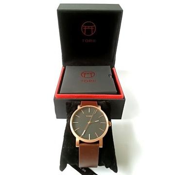 zegarek męski TORII, idealny na prezent