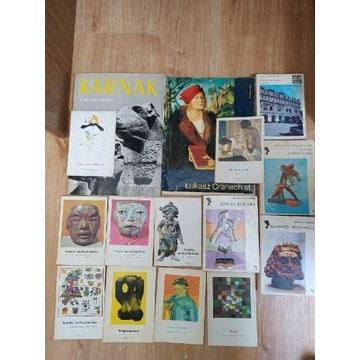 15 X ksiazki o sztuce wyd arkady + WAiF