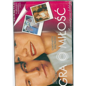 Gra o miłość- film na VCD- Ben Affleck, G. Paltrow