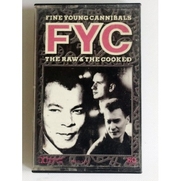 Fine Young Cannibals –The Raw & Cooked kaseta