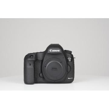 Canon EOS 5D Mark III, 52 k | ZESTAW | Jak nowy