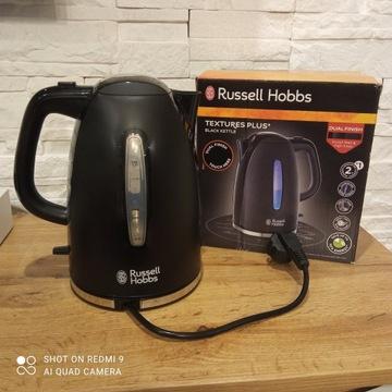 Czajnik elektryczny Russell Hobbs 22591-70 czarny